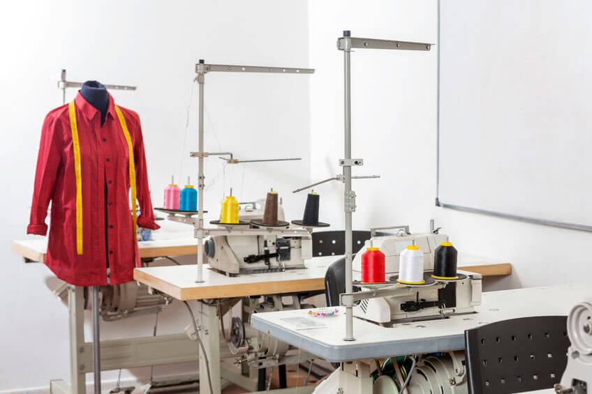 Taller de fabricacion de camisas en Madrid